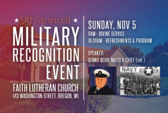 9th Annual Military Recognition Program