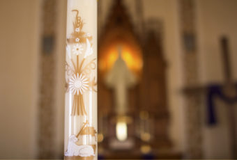 What Is a Paschal Candle?