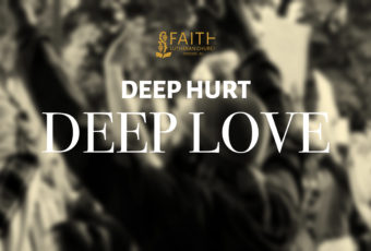 Deep Hurt Due to Racism and Sins by those in Authority, but Deeper Love of God