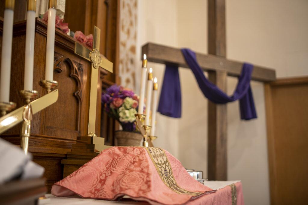 Rose Altar